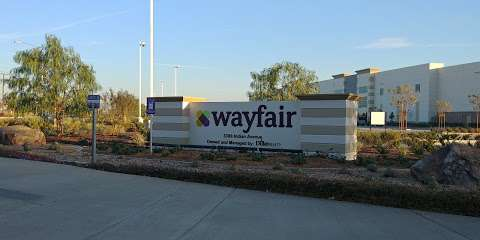 Wayfair Perris Warehouse in Perris